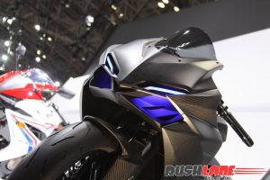 Honda CBR250RR Super Light Weight Concept Dual Silinder 3