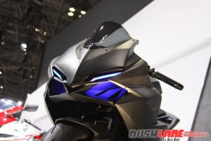 Honda CBR250RR Super Light Weight Concept Dual Silinder 4