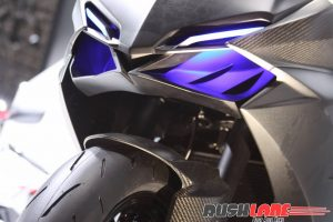 Honda CBR250RR Super Light Weight Concept Dual Silinder 5