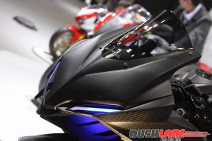 Honda CBR250RR Super Light Weight Concept Dual Silinder 6
