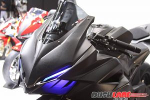 Honda CBR250RR Super Light Weight Concept Dual Silinder 7