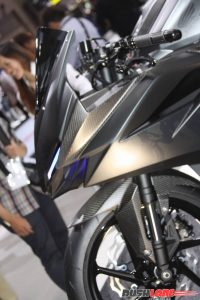 Honda CBR250RR Super Light Weight Concept Dual Silinder 8