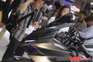 Honda CBR250RR Super Light Weight Concept Dual Silinder 9