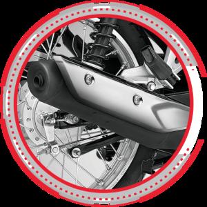 Knalpot Honda Revo FI