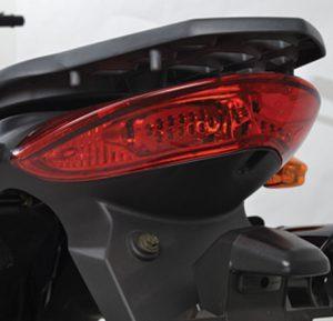 Lampu Belakang Benelli Python 200