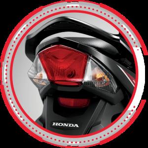Lampu Honda Revo FI