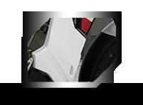 Middle Cowl New Vixion Advance