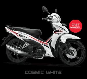 New Honda Revo Cosmic White CW