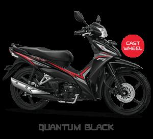 New Honda Revo Quantum Black Hitam CW