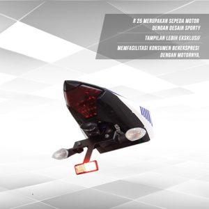 15 Daftar Harga Aksesoris Yamaha R25 Original Terbaru