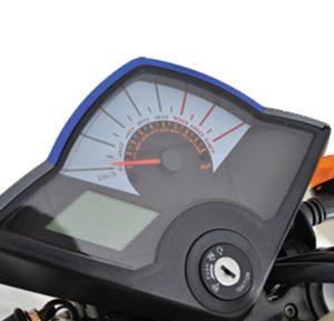 Speedometer Benelli Python 200
