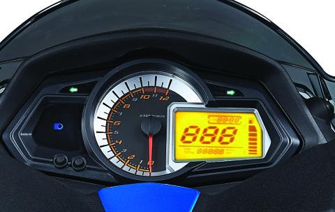 Speedometer Benelli Zenzero 150