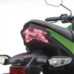 Tail light atau lampu belakang kawasaki z125