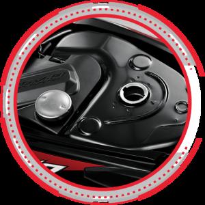 Tangki Bensin Honda Revo FI