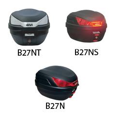 B27N, B27NS & B27NT