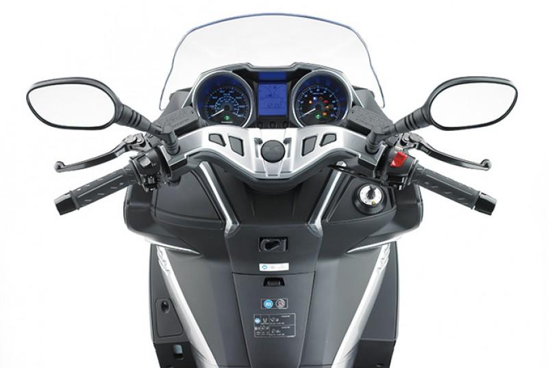 Dashboard Kawasaki J125