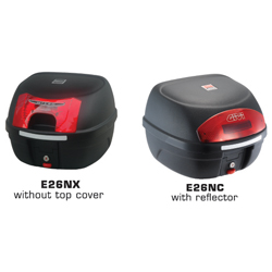 Givi E26NX, E26NC & E26N