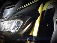 Headlamp Yamaha M-Slaz