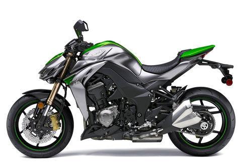 Kawasaki Z1000 dan Z800 Edisi Sugomi