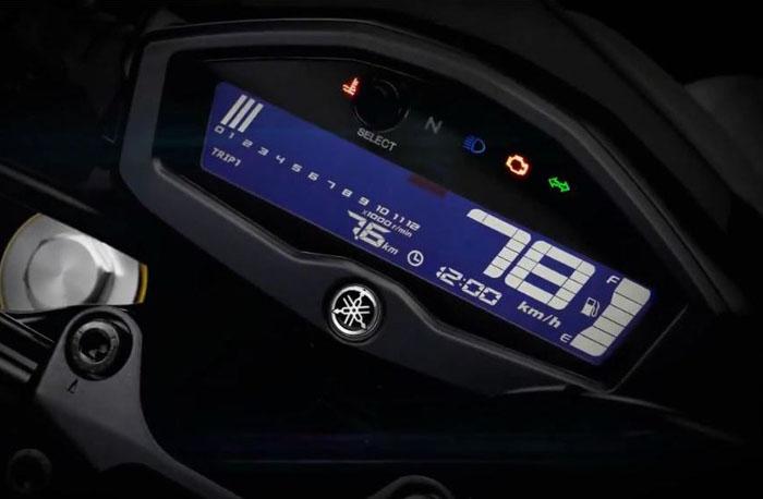 Speedometer Yamaha M-Slaz