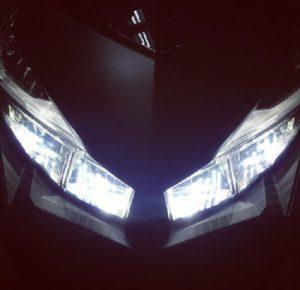 Tentang Lampu LED Bikin Silau, Keunggulan LED, dan Hukum penggunaan Lampu