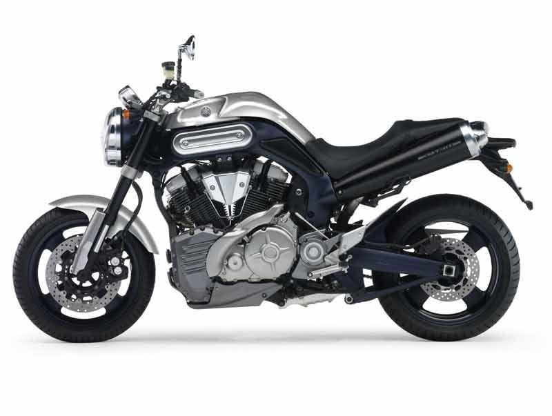 Yamaha MT -01