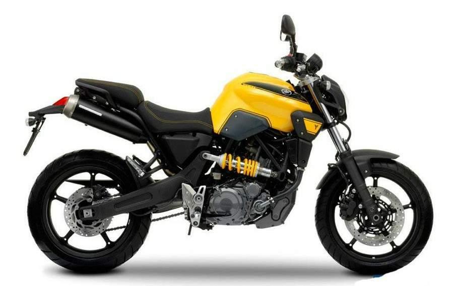 Yamaha MT-03 660 cc