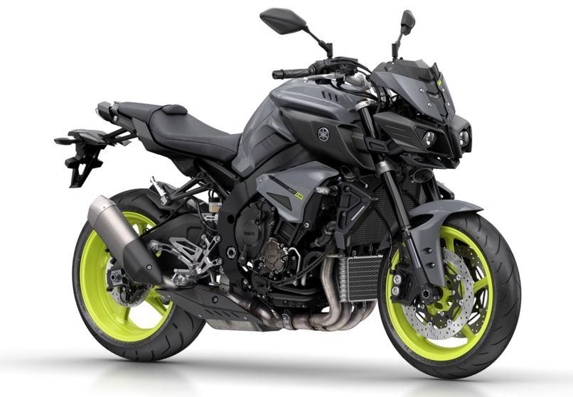 Yamaha MT-10 1