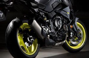 Yamaha MT-10 11