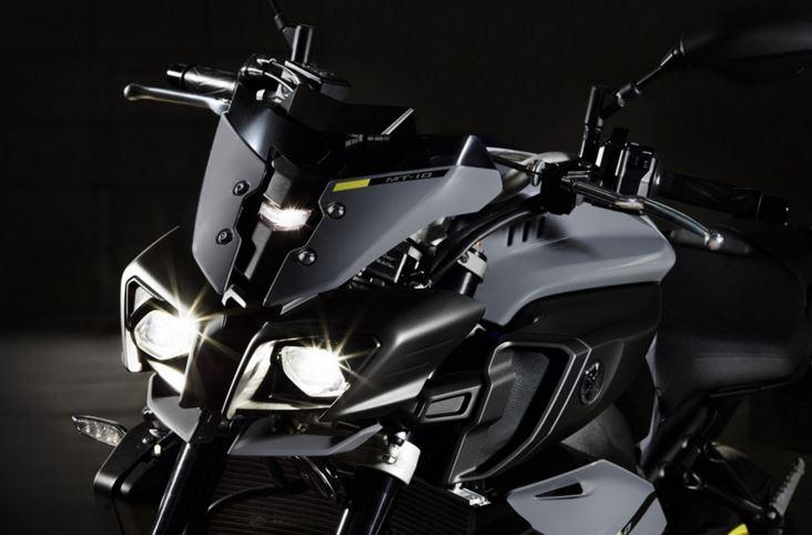 Yamaha MT-10 12