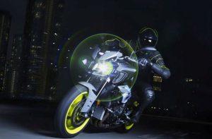 Yamaha MT-10 2