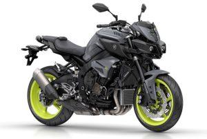 Yamaha MT-10 4