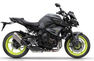 Yamaha MT-10 5