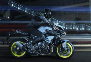 Yamaha MT-10 8