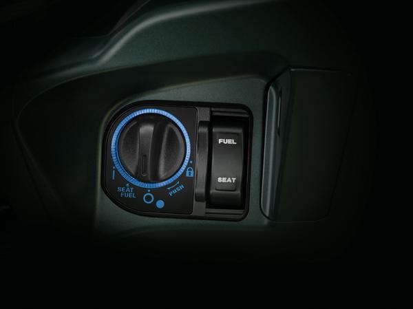 Fitur Smart Key pada Honda PCX 125 2016 terbaru