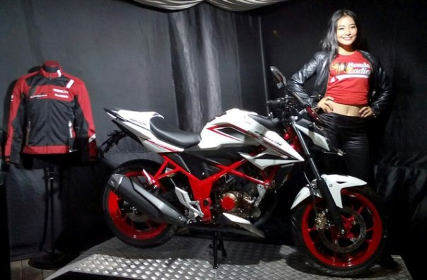 Honda All New CB150 R SE (Special Edition)