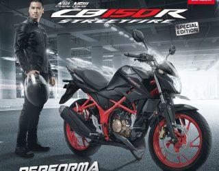 Honda All New CB150R Makin Terlihat Gagah Pada Versi Foto Studio 1