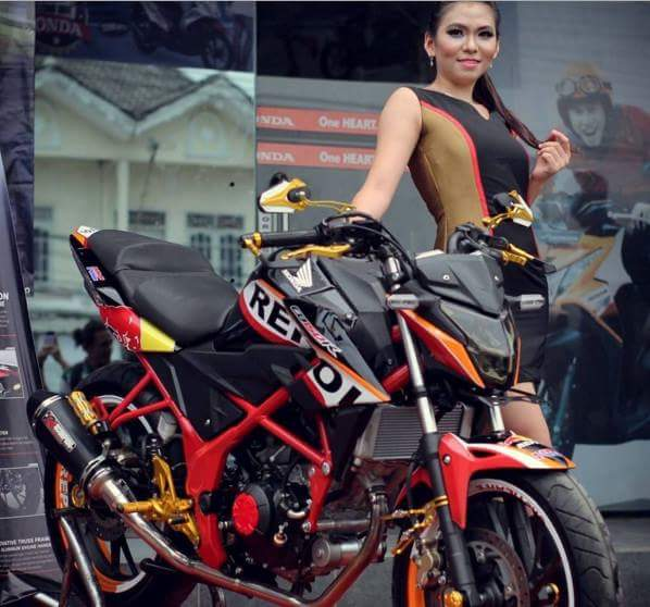 Honda All new CB150R Ala Repsol Edition 1
