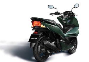 Honda PCX 125 2016 terbaru Hijau