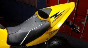 Modifikasi All New CB150R Urban Fighter, Kaki-Kaki Gambot dan Kekar 7