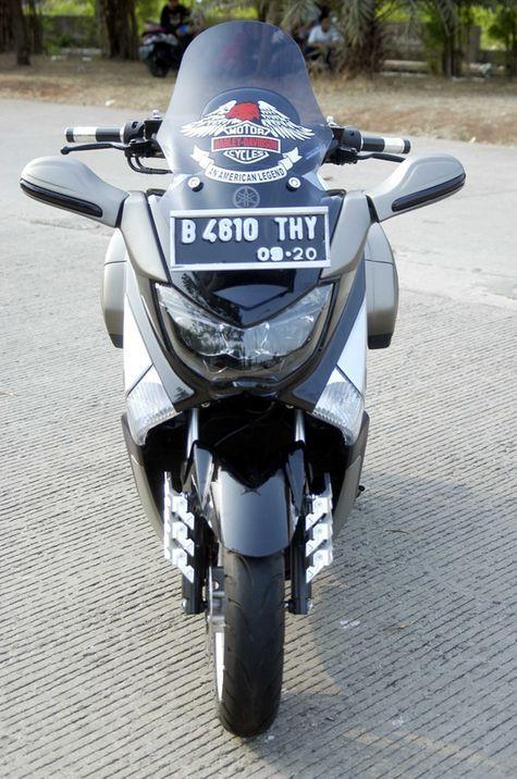 Modifikasi Yamaha Nmax
