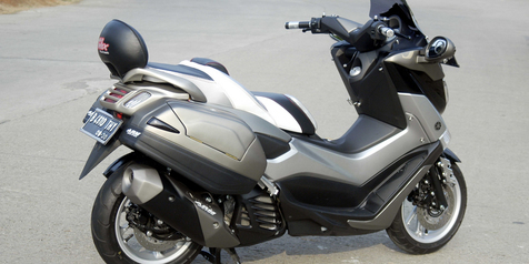 Modifikasi Yamaha Nmax 3