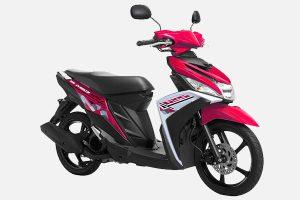 Yamaha Mio M3 Courageous Pink