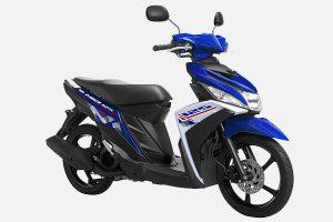 Yamaha Mio M3 Creative Blue