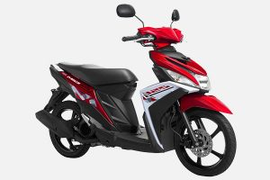 Yamaha Mio M3 Energetic Red