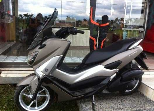 Yamaha Nmax ganti Windshield