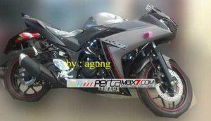 Yamaha R25 Striping dan pilihan warna terbaru 2016 1