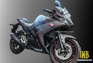 Yamaha R25 Striping dan pilihan warna terbaru 2016 2