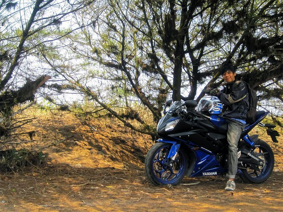 Yamaha r15 R6 6