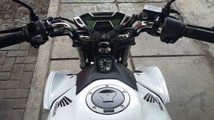 Ganti Setang All New CB150R Pake Punya Old Vixion dan Tiger Revo